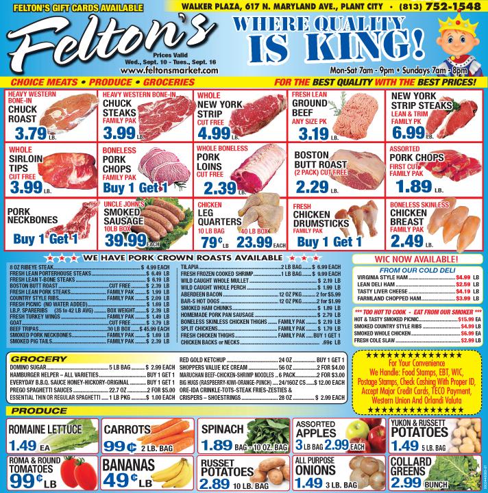 Feltons 091014