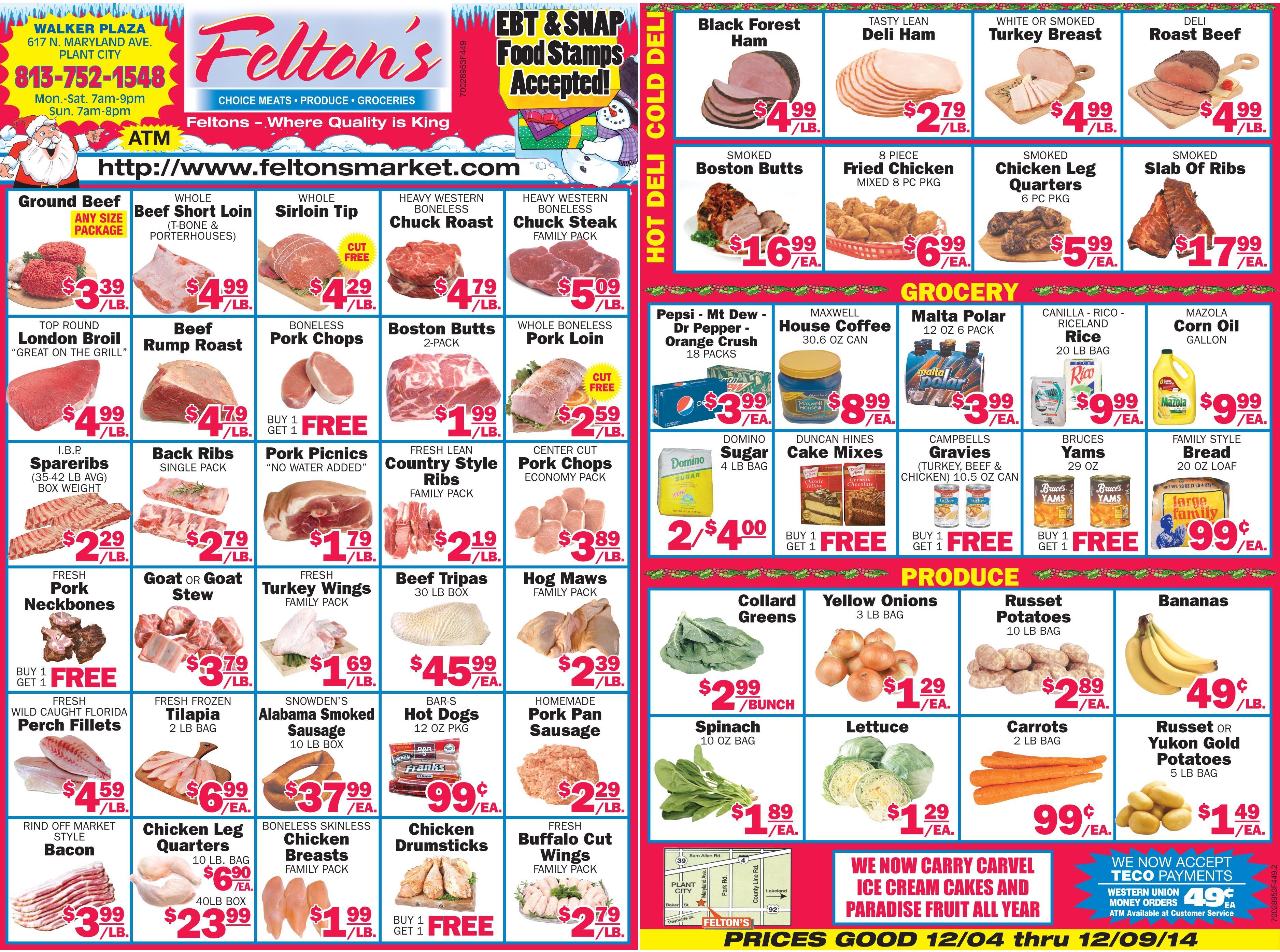 Feltons 120414