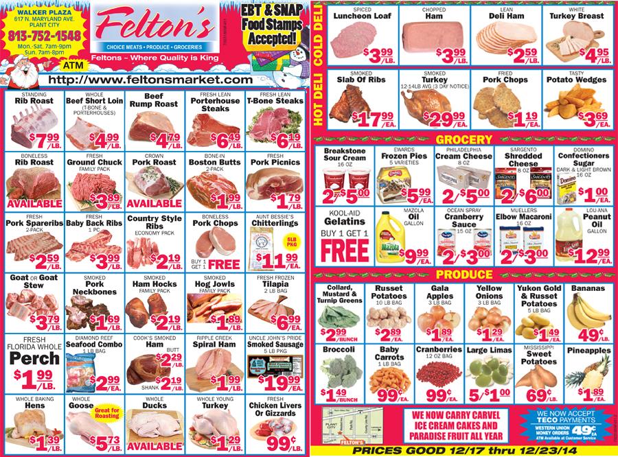 Feltons 121714