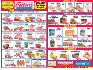 Feltons June 22