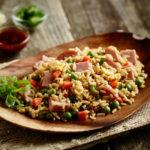 Black Forest Ham Fried Rice | Boar's Head